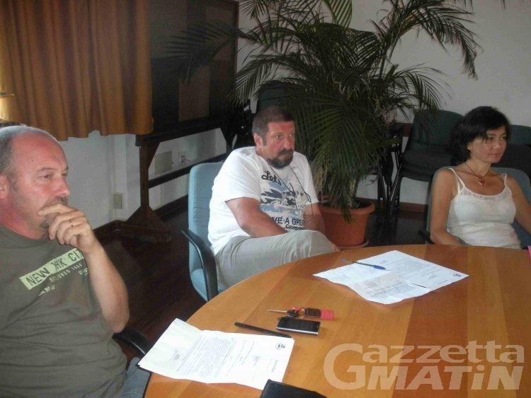 Fénis, cambio nelle fila della minoranza: lascia Battista Pieiller entra Laura Peraillon