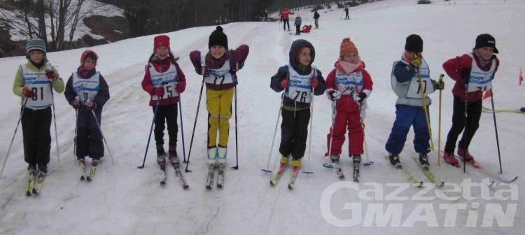 Agonismo e goliardia per la festa dello sci club Fallère