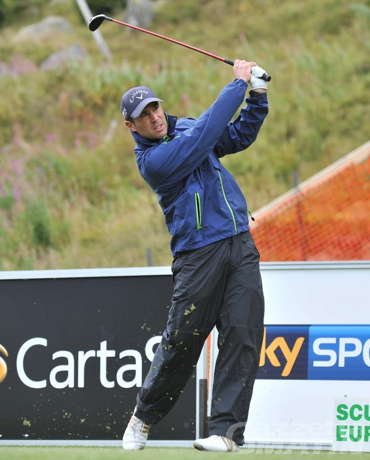 Golf: Fournier vince il Valle d'Aosta Open