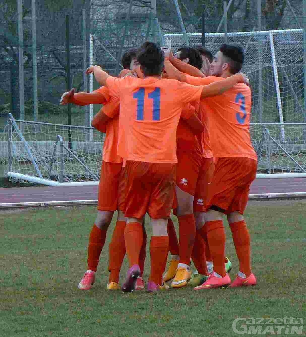 Calcio: il Pont Donnaz Hône Arnad batte l'Alpignano e vola in semifinale