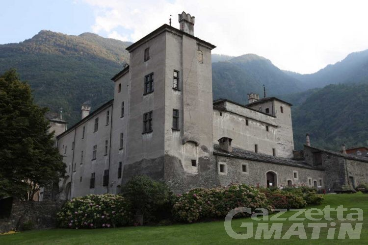 Issogne: visitabili tre nuove stanze del castello