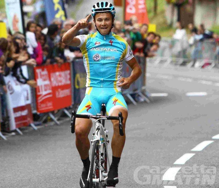 Ciclismo: a Chatel vince il kazako Alexey Lutsenko