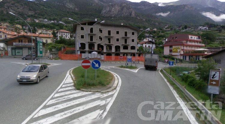 Châtillon, il progetto del nodo autostradale torna alla ribalta