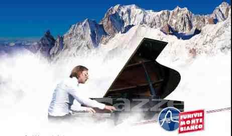 Annullato il concerto Wild Piano al Pavillon