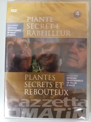 Medicina tradizionale: nelle edicole Piante, Secret e Rabeilleur