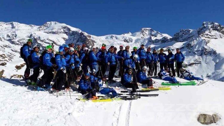 Sport invernali: 46 nuovi maestri di sci