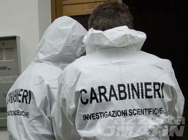 Ruba soldi e gioielli, inchiodato dai RIS di Parma