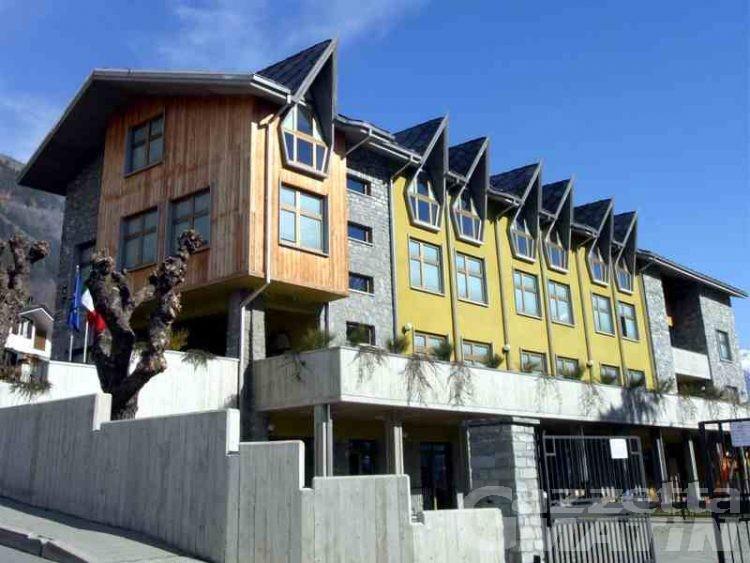 Scuola: effettuato sul 40% degli edifici il miglioramento sismico in Valle