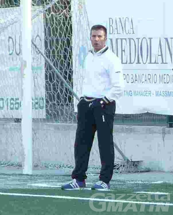 Calcio: lo Charva chiude terzo e saluta Isidori