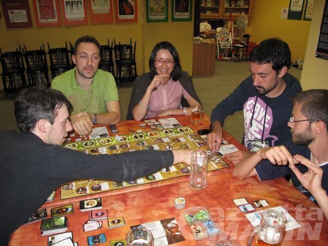"""Saint-Pierre, un sabato sera di giochi per """"grandi"""""""