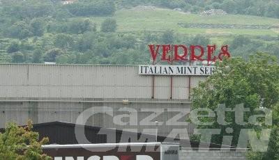 Una nuova compagnia per salvare la Verrès SpA