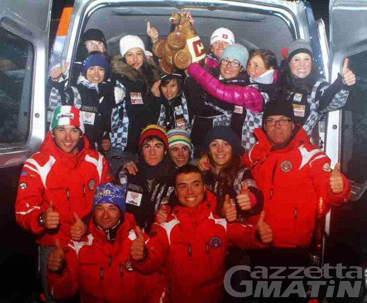 Sci alpino: il Limone vince il Memorial Fosson