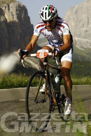 Ciclismo: Remo Brocard in evidenza a Roma