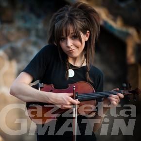 Celtica, protagonista il violino di Lindsey Stirling