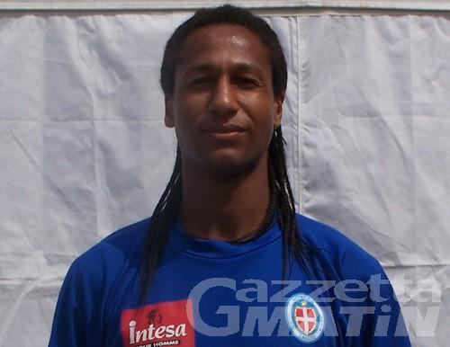 Calcio: anche Christian Jadayi firma per il VdA