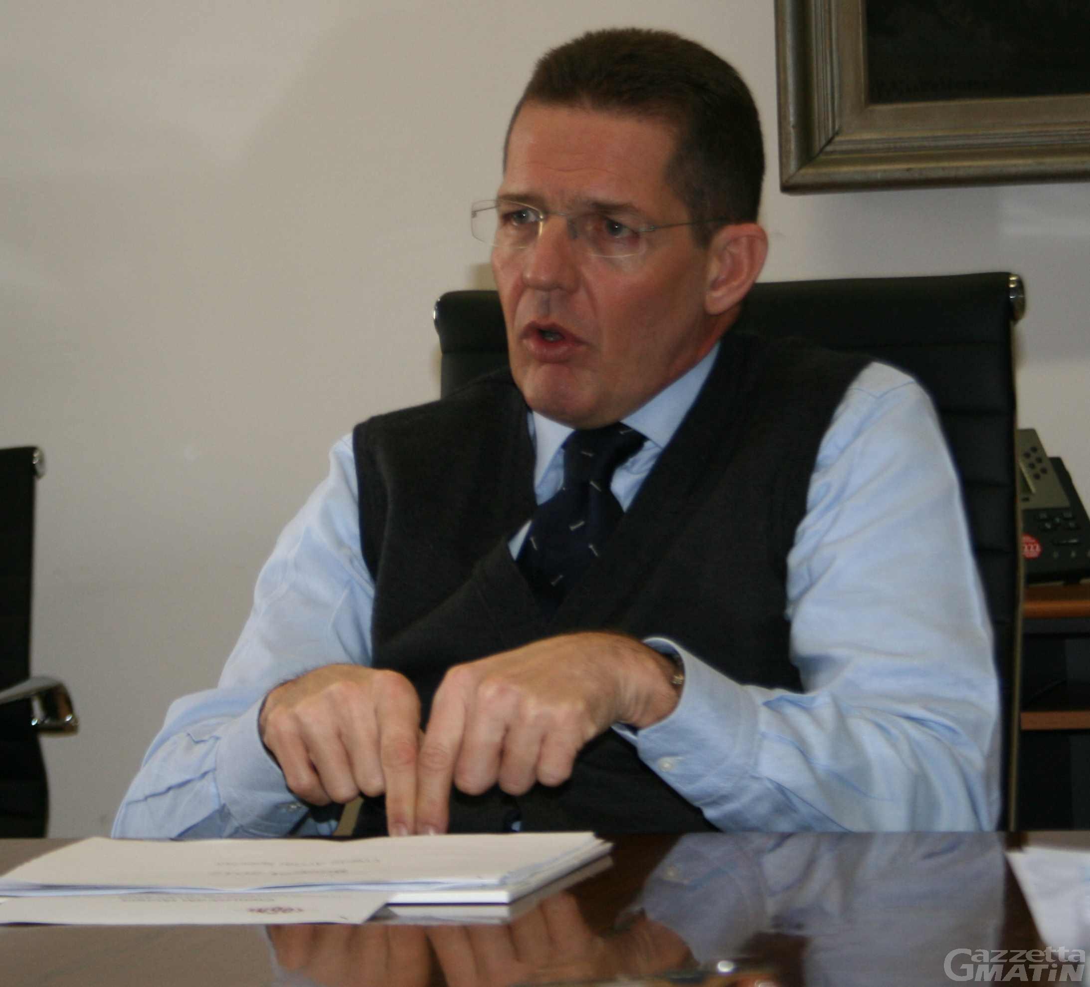 La Cogne Acciai Speciali rischia un'accusa di evasione per un milione di euro