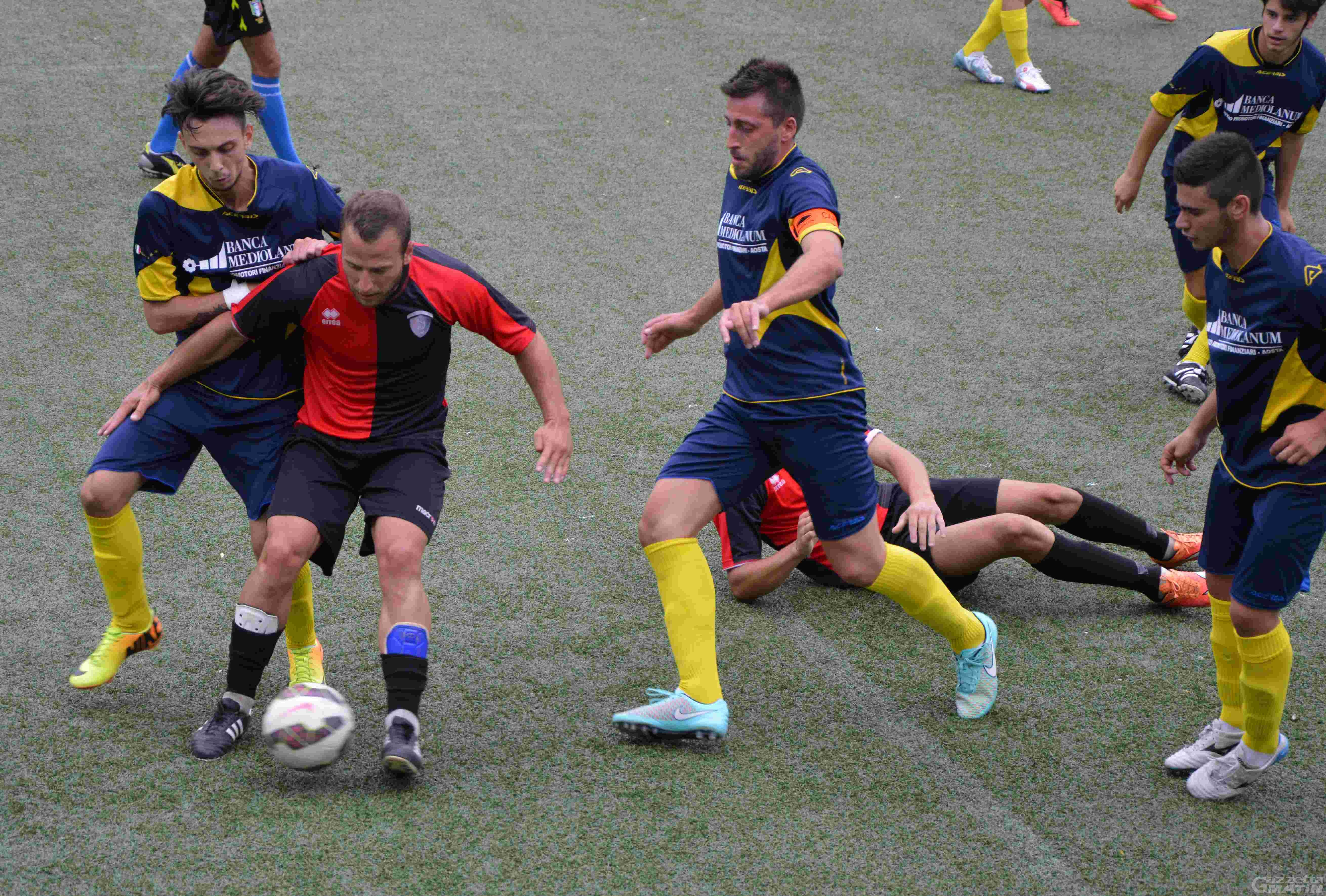 Calcio: lo Charva aspetta un Aygre incompleto