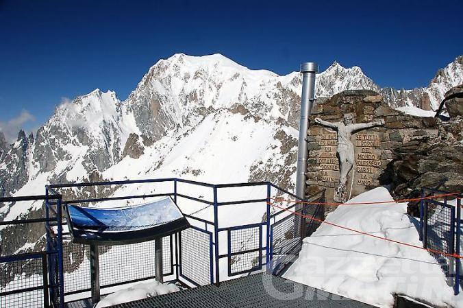 Ai piedi del Monte Bianco con lo sconto