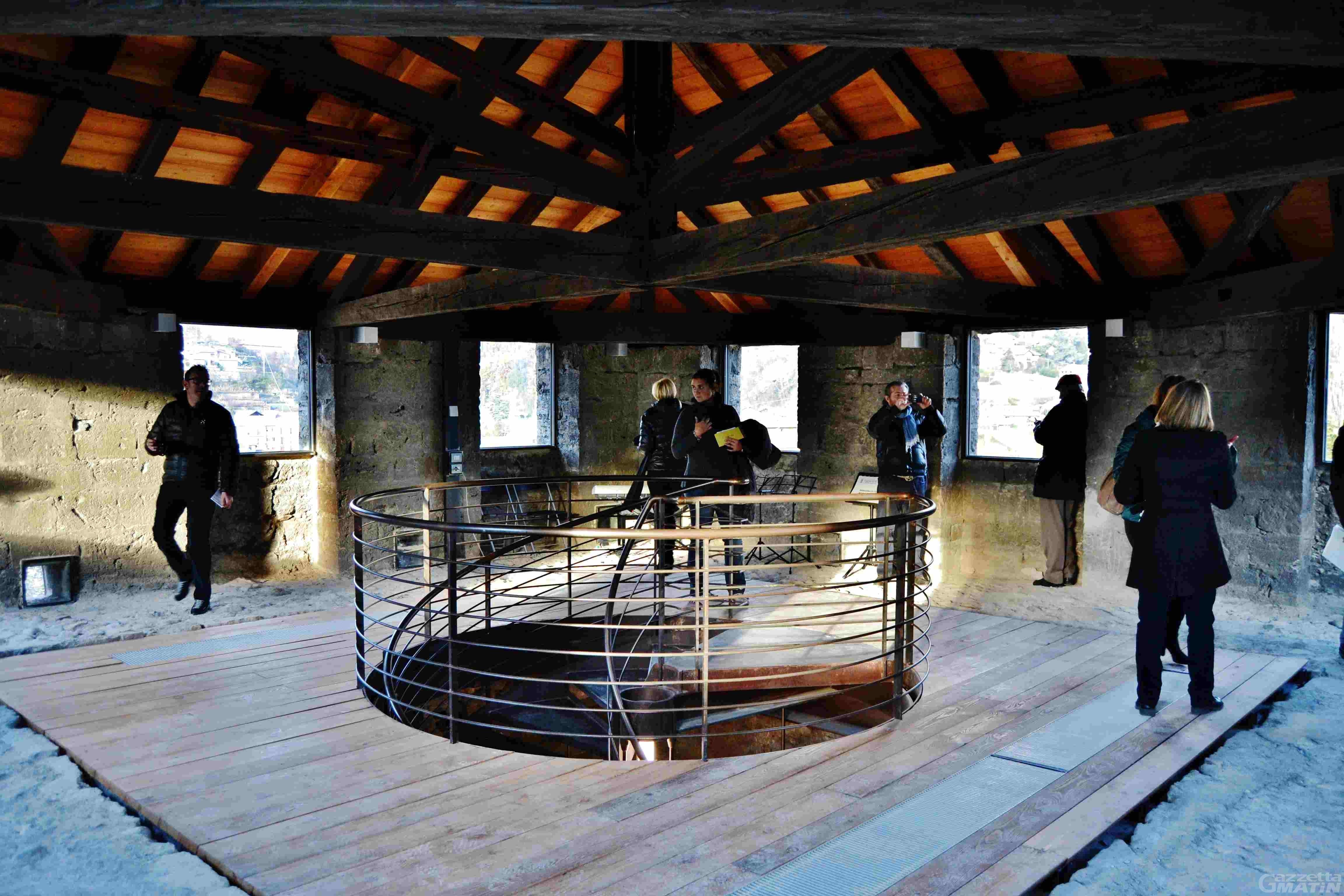 Beni Culturali: oltre 2 mila 300 visitatori per la rinnovata Torre dei Balivi
