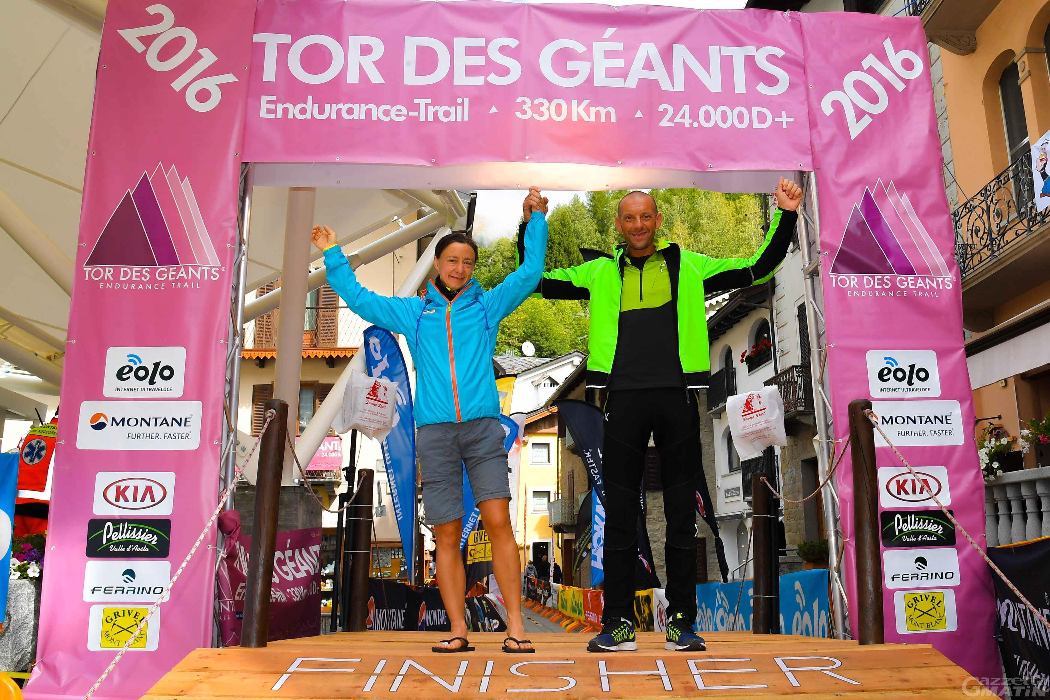 Tor des Géants: meno preiscritti, aumentano gli stranieri