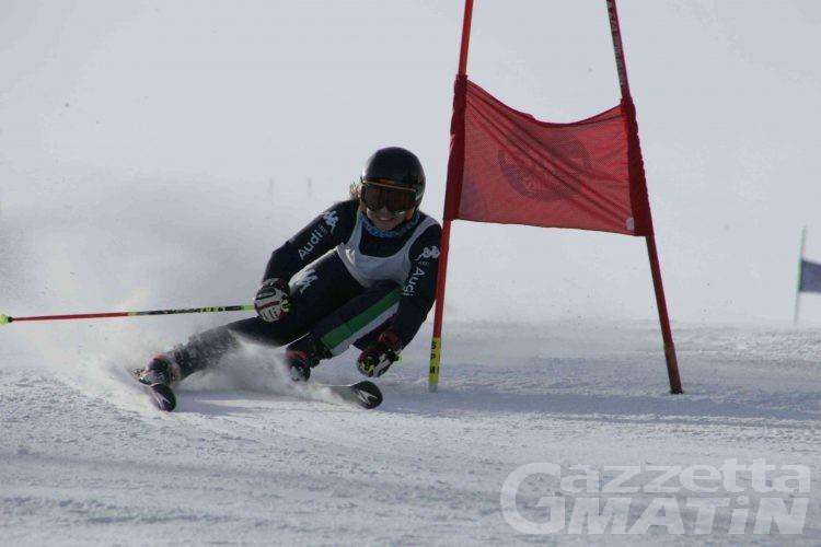 Sci alpino: la Fis Master Cup torna a Pila