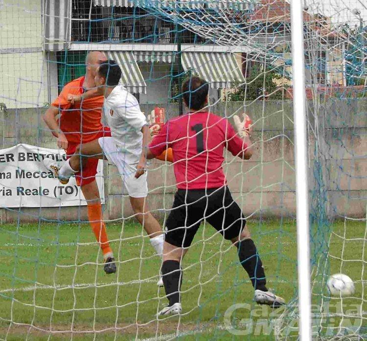 Calcio: lo Charva manda in Prima il Mathi