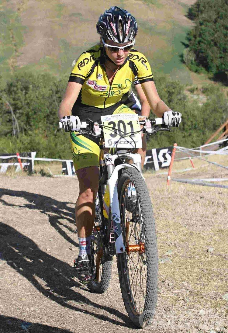 MTB: Emilie Collomb 11ª ai Mondiali Juniores