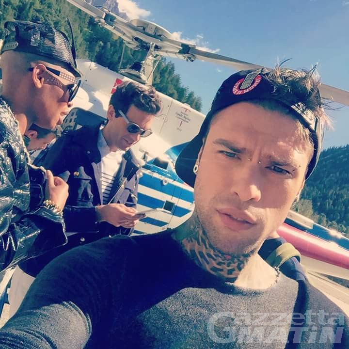 X Factor: Fedez, Mika e Skin a Courmayeur