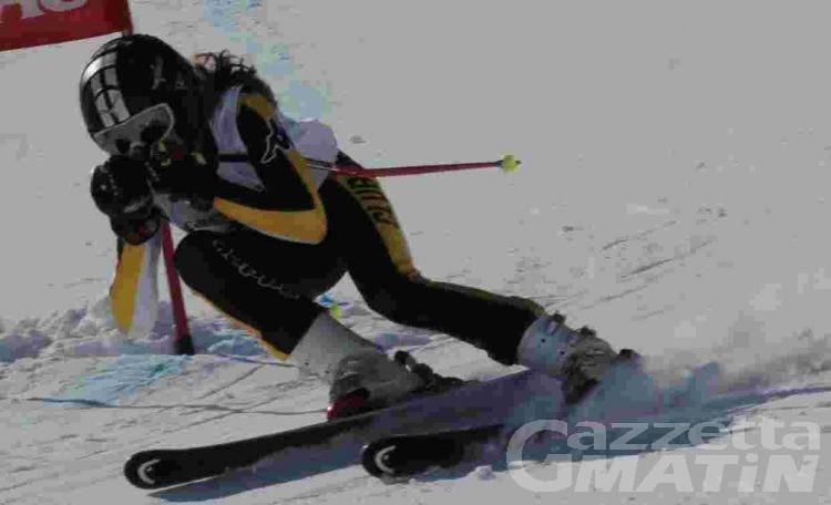 Sci alpino: Brignone fuori nel gigante tricolore