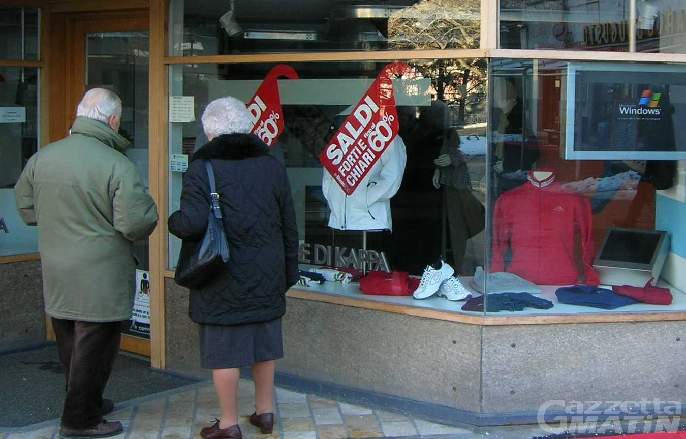 Via ai saldi anche in Valle d'Aosta: i consigli di Federconsumatori per evitare brutte sorprese