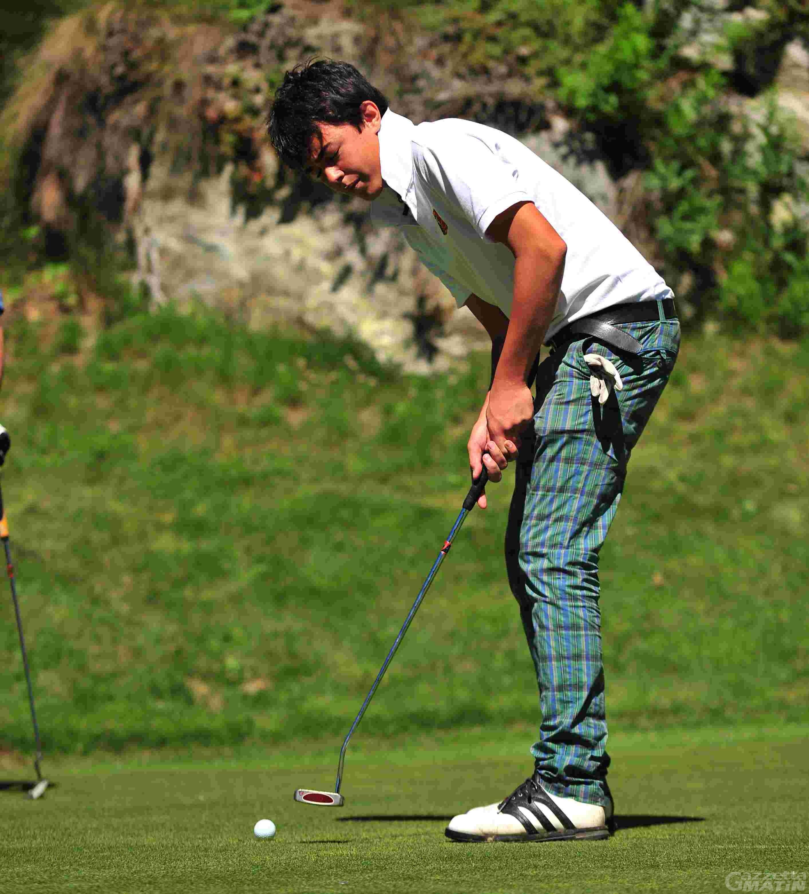 Golf: spettacolo alla Pro-Am del Cervino