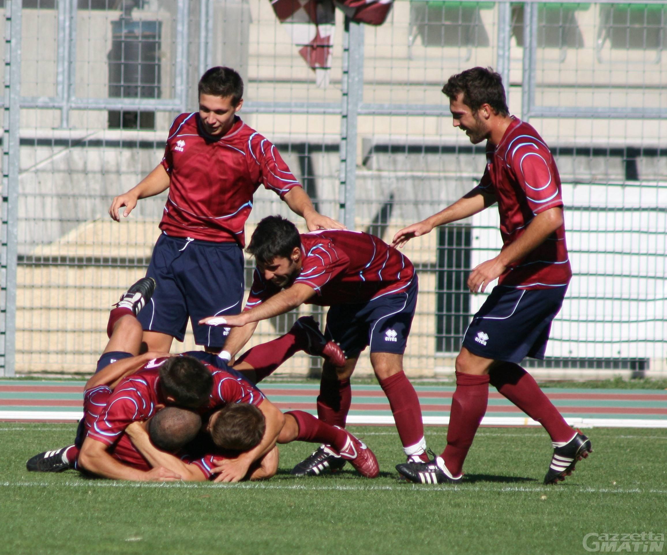 Calcio: belle vittorie interne di St-Chri e Aygre
