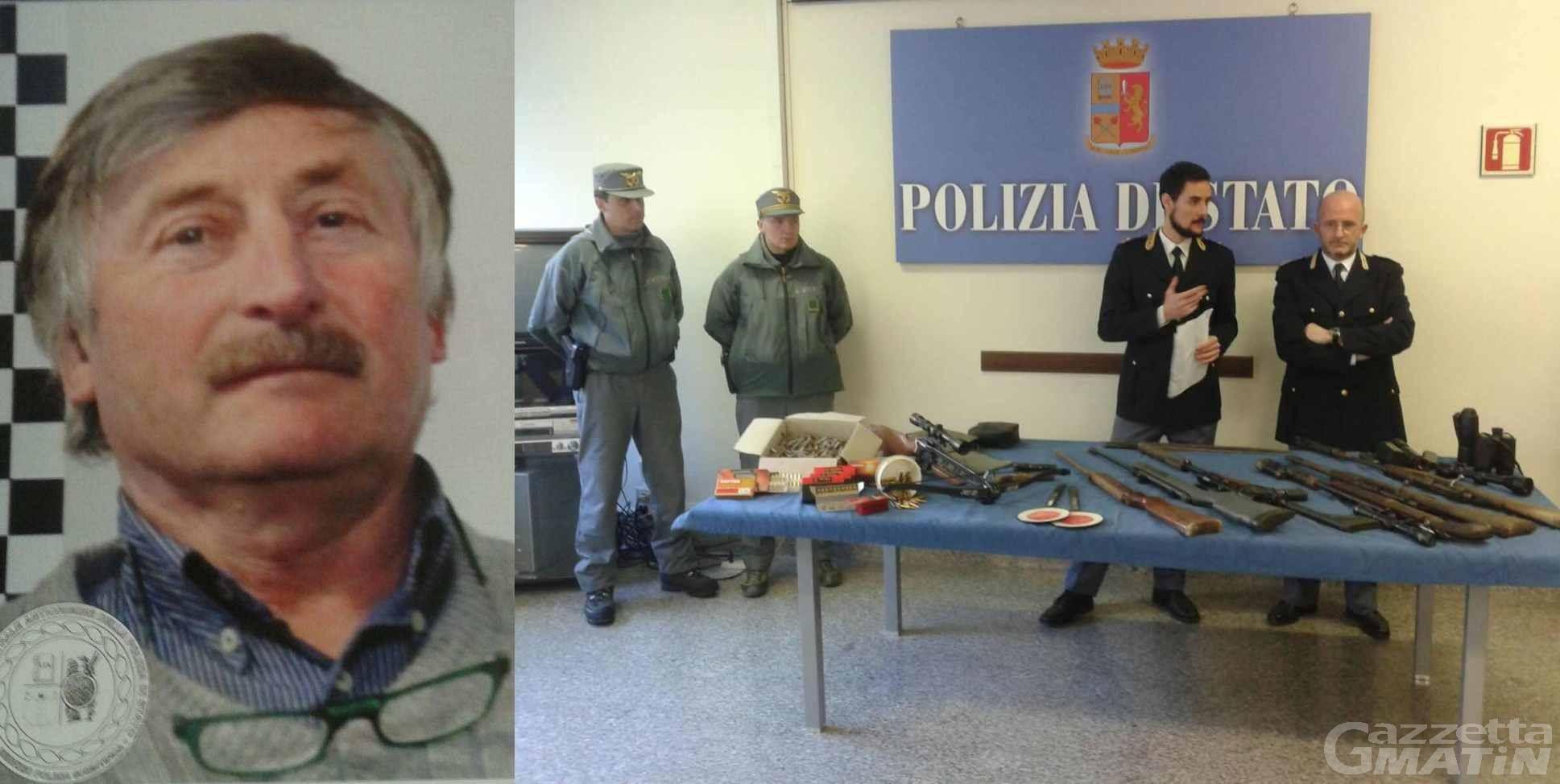 Armi alterate: arrestato presunto bracconiere