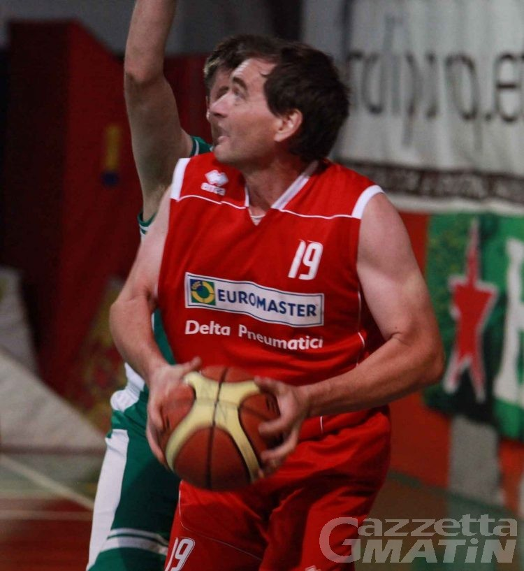 Basket: pronto riscatto dell'Euromaster