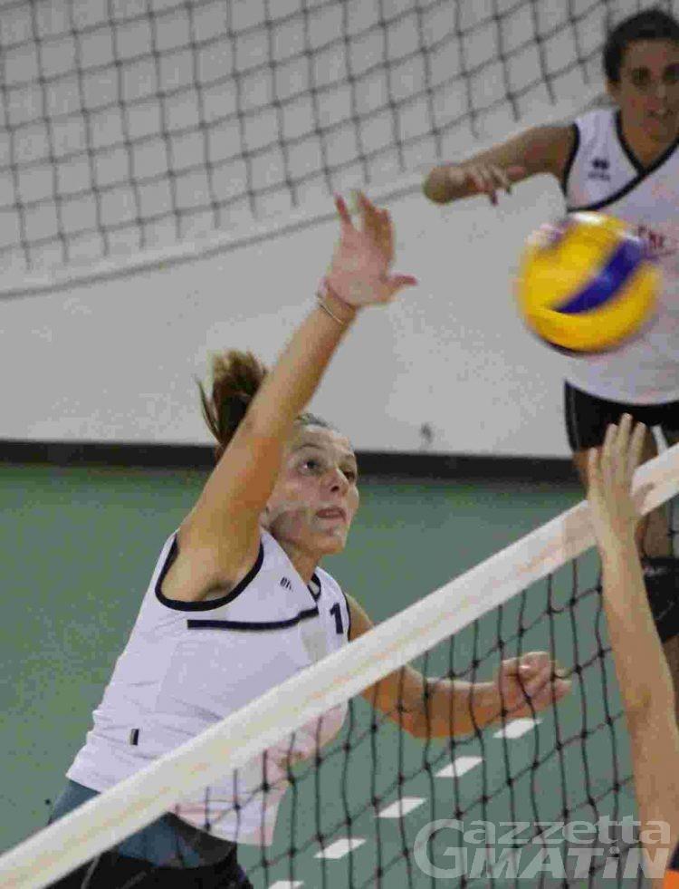 Volley: il Bruno Tex Olimpia prova a volare