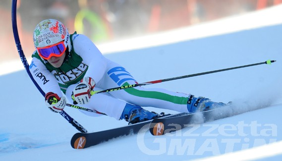 Sci alpino: Federica Brignone seconda a Are