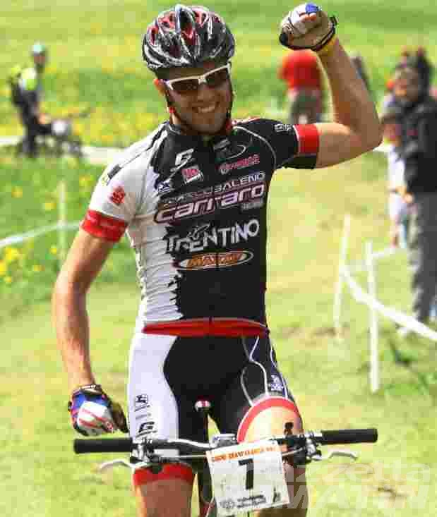 MTB: Pippo Lamastra trionfa a Cogne