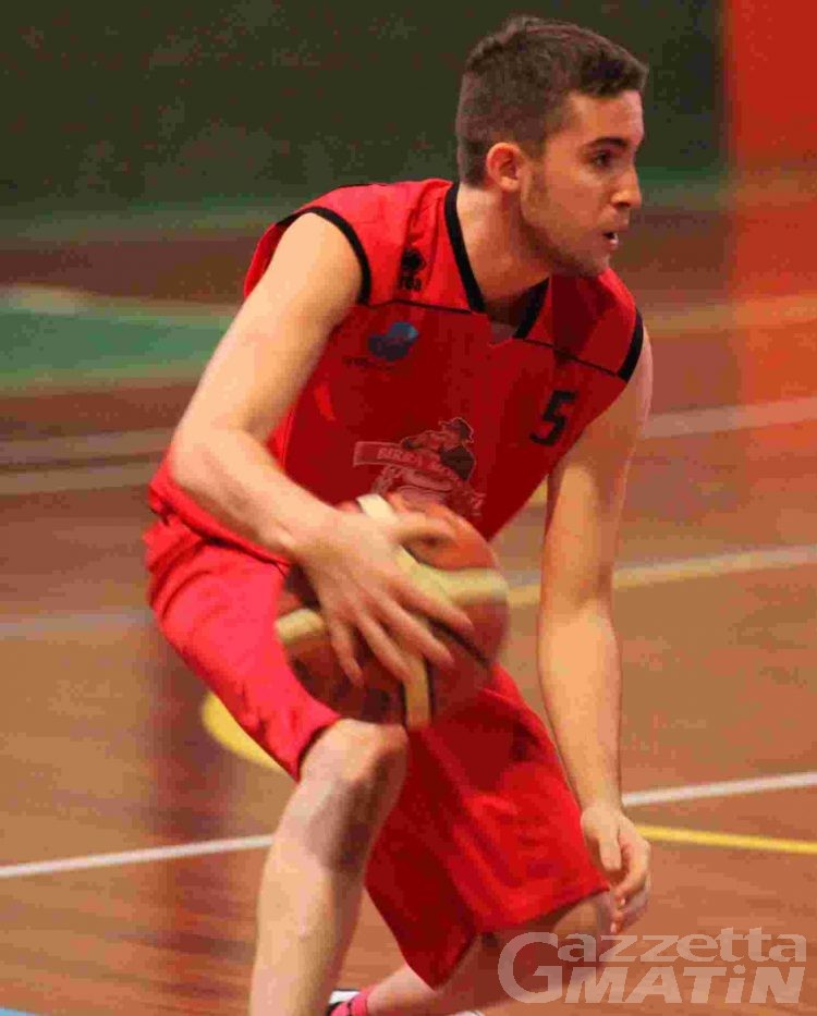 Basket: vince la Moretti, cade ancora lo Chez Drink