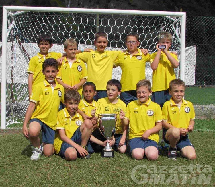 Calcio giovanile: vincono Aymavilles, Aosta 511 e Courmayeur