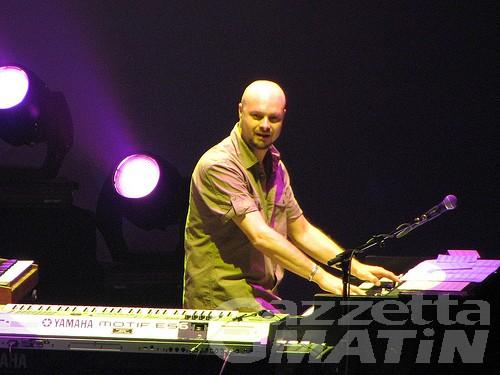 Motor Café Live Rock: Gianluca Tagliavini guest star