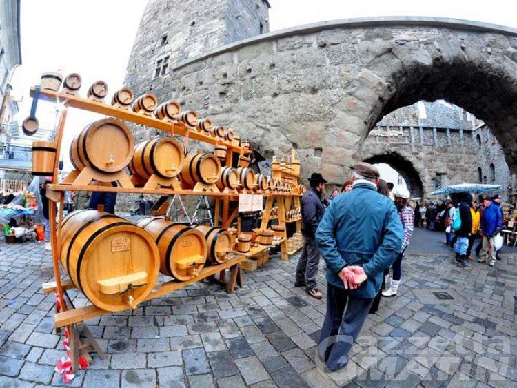 Aosta, Fiera di Sant'Orso : nuove discipline con iscrizioni entro il 31 ottobre
