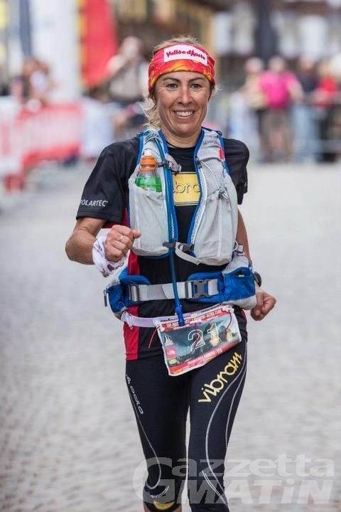 Ultra trail: Francesca Canepa trionfa a Cortina