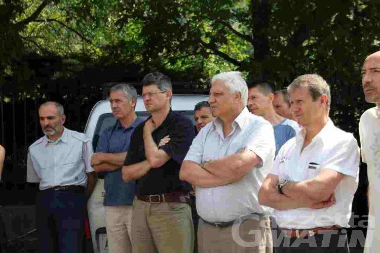 Olivetti I Jet: domani la protesta in place des Franchises