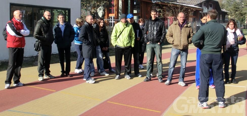 Atletica: partito il nuovo corso per istruttori