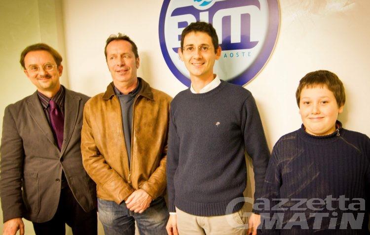 Acqua web pursuit: i premi del concorso BIM