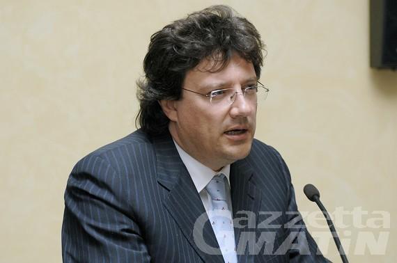 Marguerettaz, disposto a incontrare la Commissione antimafia