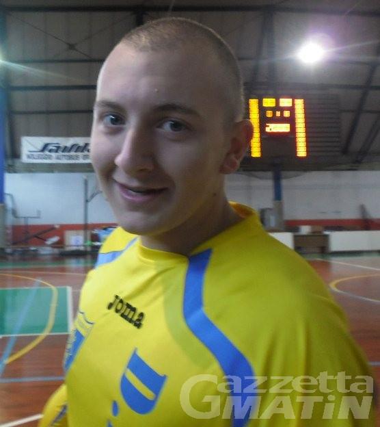 Calcio a 5: l'Aosta vince il derby e prova la fuga