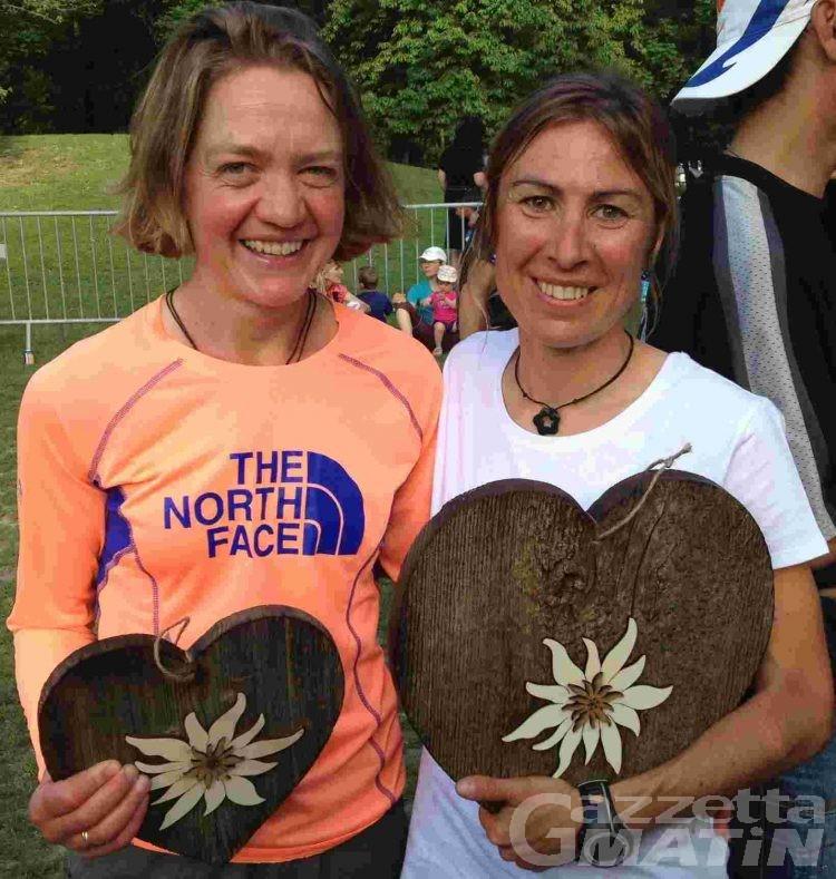 Trail: Francesca Canepa trionfa a Thyvez