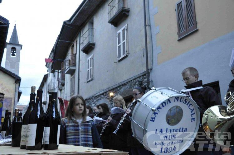 Nus è entrata nel circuito delle Città del vino
