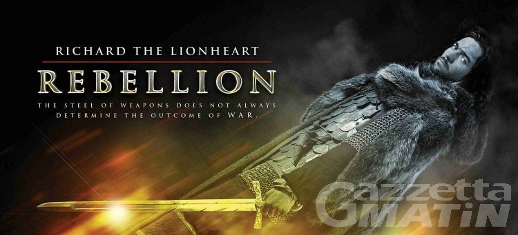 Cinema, Richard the Lionheart cerca comparse per l'assedio di Fénis